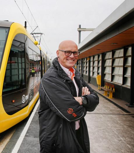 Een ritje met Nederlands meest besproken tram, de Uithoflijn: 'Dit rijdt zó soepel'