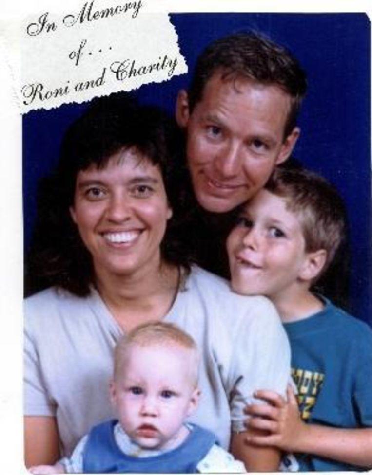 De tragedie liep fataal af voor een christelijke liefdadigheidswerkster en haar adoptiedochtertje.