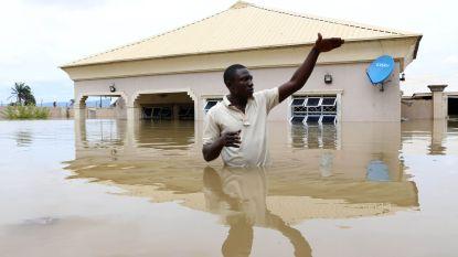 Ruim 100 doden in Nigeria door overstromingen