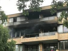 Appartementen Den Bosch verwoest door uitslaande brand