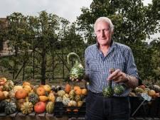 Waarom de 82-jarige Johan vijfhonderd pompoenen kweekt