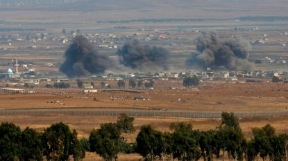 """""""11 kinderen gedood bij bombardementen in zuiden van Syrië"""""""