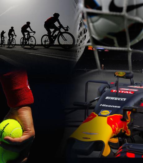 Sport Vandaag: Beroepszaak Vilhena, tennis en De Panne