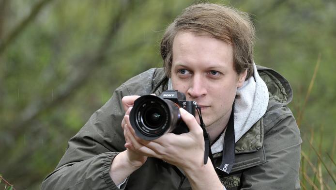 Reisfotograaf Albert Dros uit Leusden