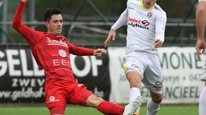 """Mario David staat met FCMandel UTDweer tweede: """"Focus op topper tegen Knokke"""""""
