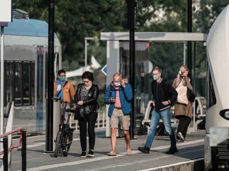 Megadruk traject Winterswijk-Arnhem is nog nooit zo rustig geweest: 'Ik word gespannen van drukke treinen'