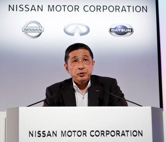 Topman Hiroto Saikawa beweert dat het om een fout van zijn personeel gaat.
