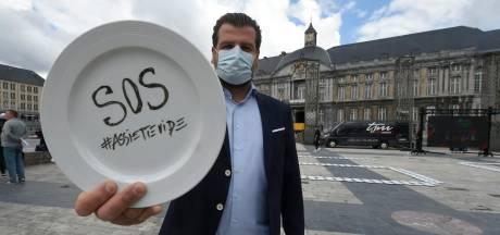 Liège envisage d'utiliser l'espace public pour aider l'Horeca