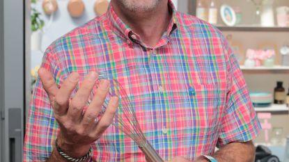 Hans, winnaar van'Bake Off Vlaanderen', maakt drastische carrièreswitch
