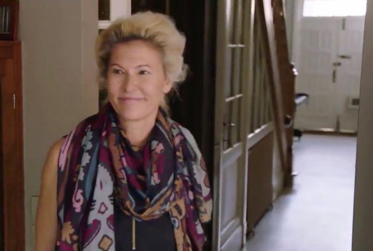 Ilse Beyers in 'De Gelukzoekers'