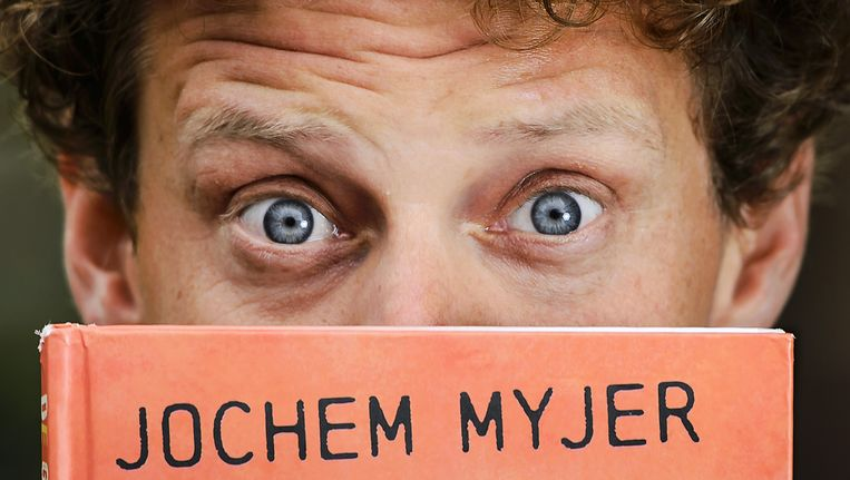 Jochem Myjer. Beeld anp