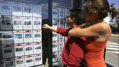 Woningprijzen gedaald in vierde kwartaal 2008