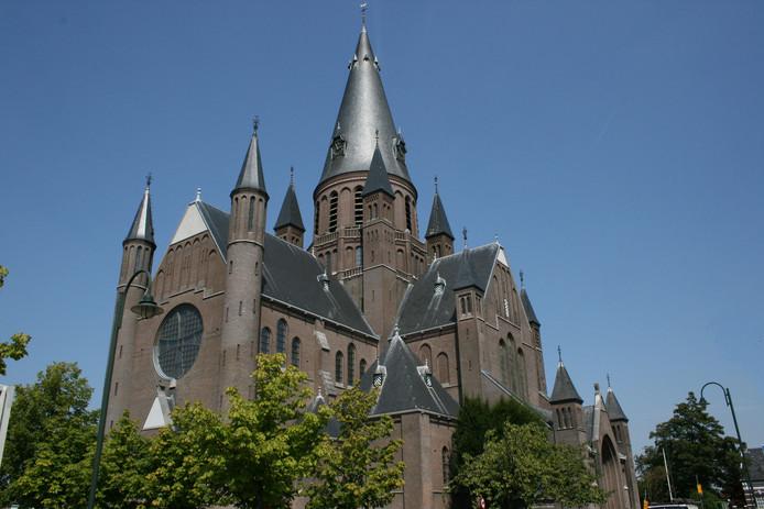 Gummaruskerk in Steenbergen.