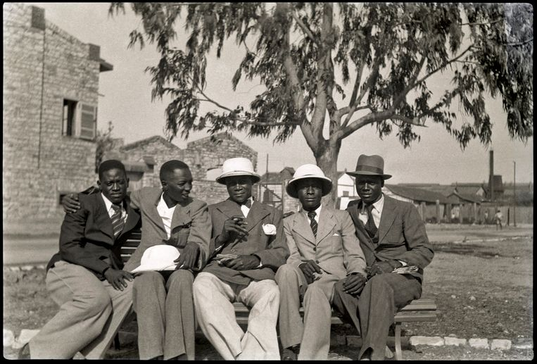 Saint-Louis, ca.1930 Beeld Anonieme fotograaf / courtesy Revue Noire