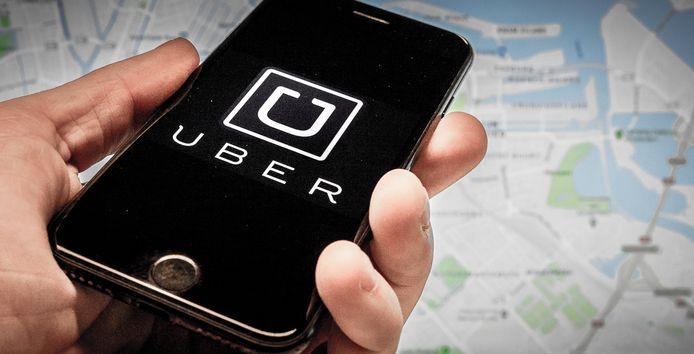 Uber leed afgelopen kwartaal een verlies van 5,2 miljard dollar.