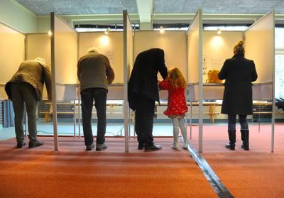 Hogere opkomst in Zeeland tijdens Europese verkiezingen: 42 procent