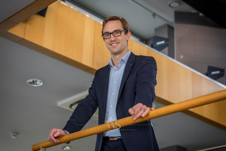 Tom Simonts, senior financial economist van KBC.