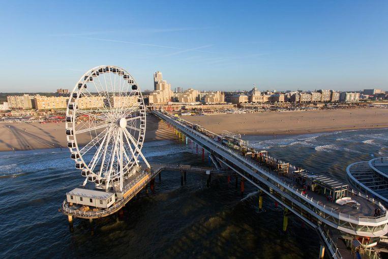 Pier van Scheveningen. Beeld ANP