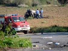 Autobom doodt bekende kritische blogster op Malta