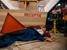Daklozen slapen in Pauluskerk 'want winterregeling werkt niet'
