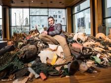 Oosterbeek krijgt eerste Nederlandse huis van gerecycled plastic