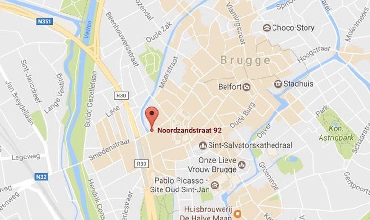 De nachtwinkel Royal Shop bevindt zich in de Noordzandstraat 92.