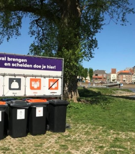 Extra maatregelen langs IJssel in Deventer tegen overlast