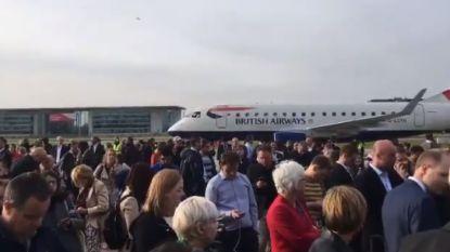 London City Airport even geëvacueerd na brandalarm
