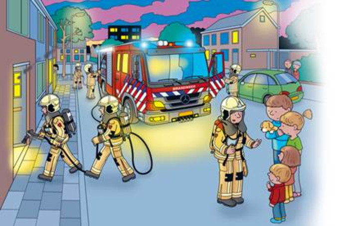 prentenboek brandweer Twente