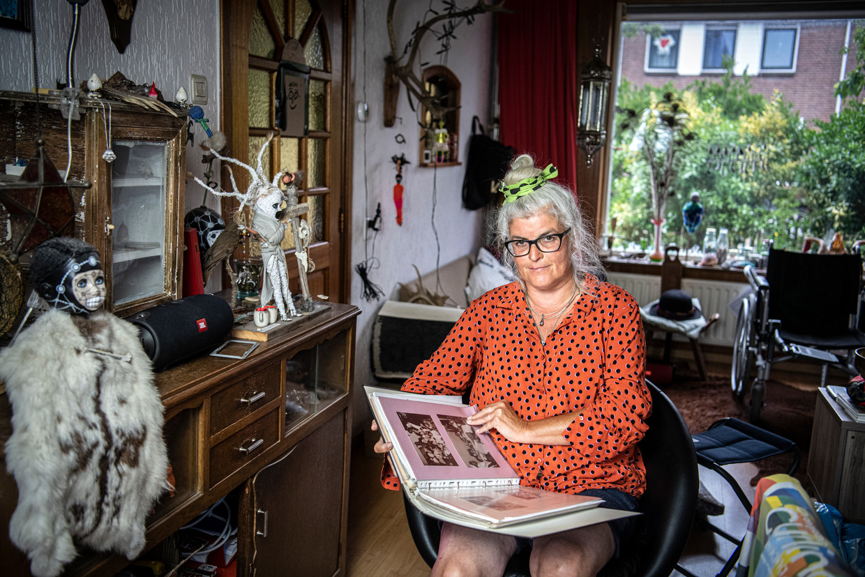 Emmy van Schalkwijk.