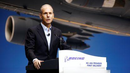 Recordjaar voor vliegtuigbouwer Boeing: voor het eerst meer dan 100 miljard dollar omzet