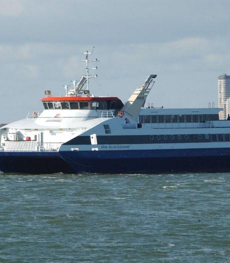 'Geschrapte afvaart veerboot vervoert relatief weinig passagiers'