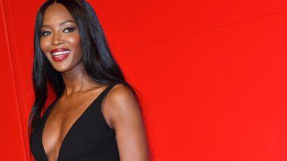 Geen zin meer in oude miljonairs: Naomi Campbell kiest voor toyboy