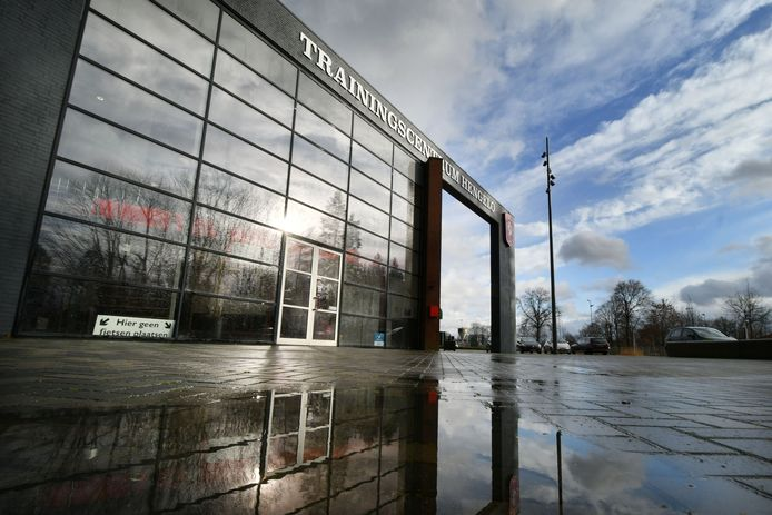 Het trainingscentrum van FC Twente.