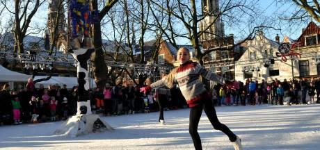 IJsbaan keert terug in Delft