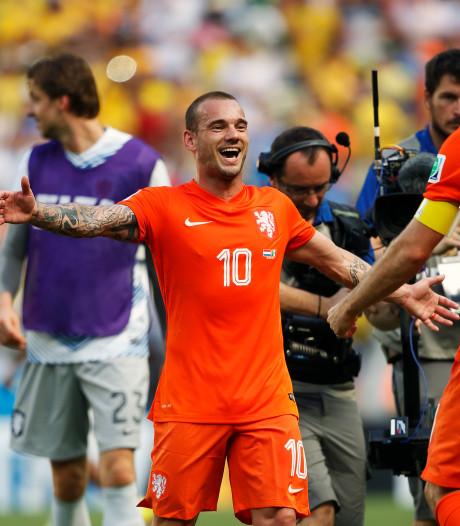 Legendarische Nederland - Mexico van WK 2014 opnieuw uitgezonden