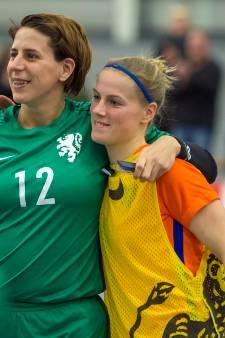 Van der Zijden en Schepers met Oranje in EK-kwalificatie