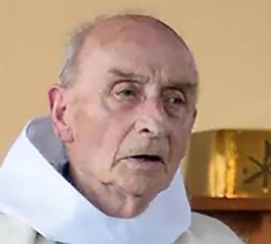 De vermoorde priester Jacques Hamel
