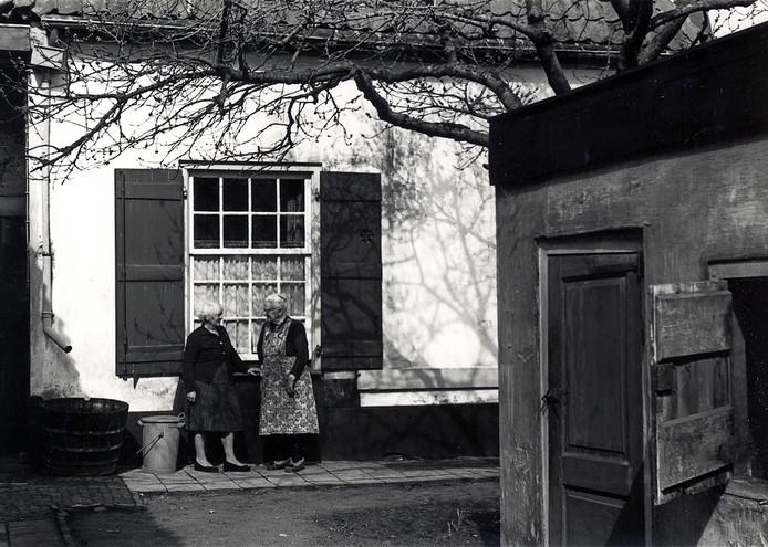 Heemkunde Boxtel krijgt een ruimte in een historisch pand: het oude vrouwengasthuis.