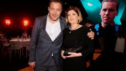 """Branko Strupar en Irena Weber eregasten op het gala: """"België zal altijd in ons hart zijn"""""""