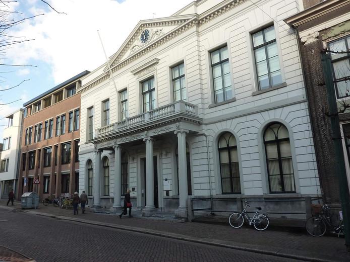 De rechtbank in Dordrecht.