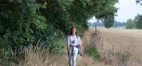 Vanja uit 's-Heerenberg is 11 en loopt de vierdaagse in Nijmegen