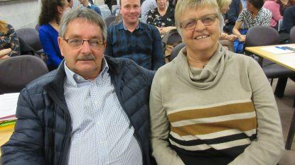 André Jonckers en Diane Boghe nemen afscheid van gemeentepolitiek