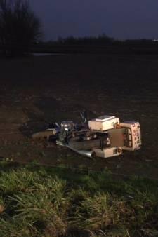 Motorrijder (67) omgekomen bij ernstig ongeluk in Drongelen