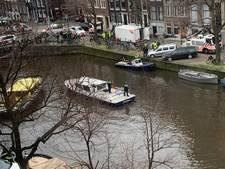 Lichaam in Keizersgracht blijkt van vermiste Amsterdammer