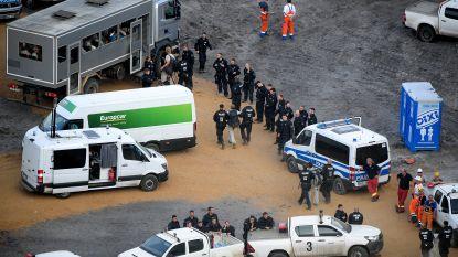 Duitse politie heeft handen nog steeds vol met klimaatprotesten