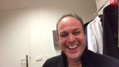 VIDEO: Frans Bauer wenst Karen Damen proficiat met eerste plaats in Ultratop