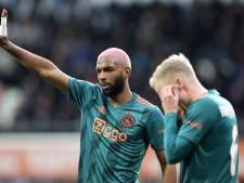 Ajax verliest voor het eerst sinds 2005 drie uitduels op rij in eredivisie