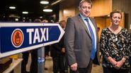"""""""Taxipiraterij nog proactiever aanpakken"""""""