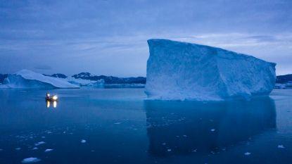 IJskappen op Groenland en Antarctica smelten tot zes keer sneller door klimaatverandering